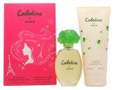 Gres Parfums Cabotine Geschenken 100ml EDT + 200ml Body Lotion